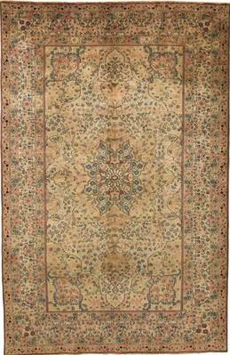Tappeto Agra - Antique wash